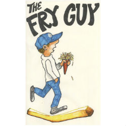 The Fry Guy logo