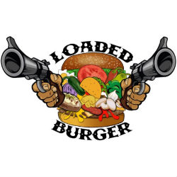 Loaded Burger logo